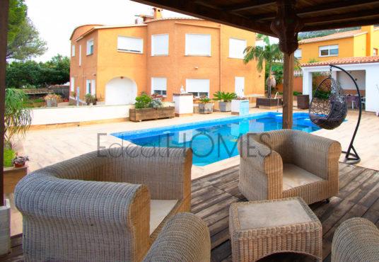 Villa en venta en el Montgó de Denia_Piscina