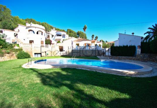 Casa a la venta en Denia_Piscina