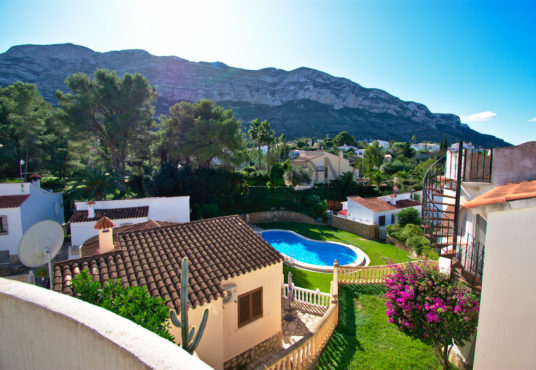 House for sale in Denia_views