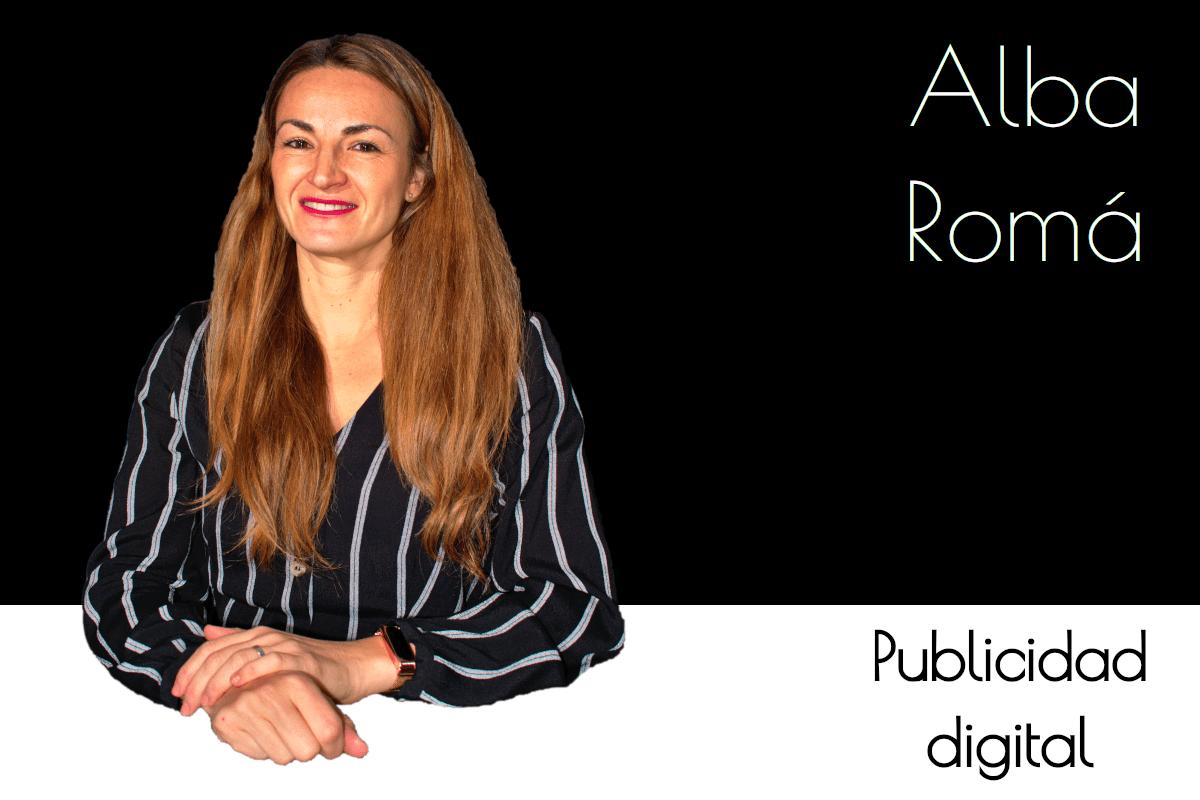 Alba Romá agente inmobiliario
