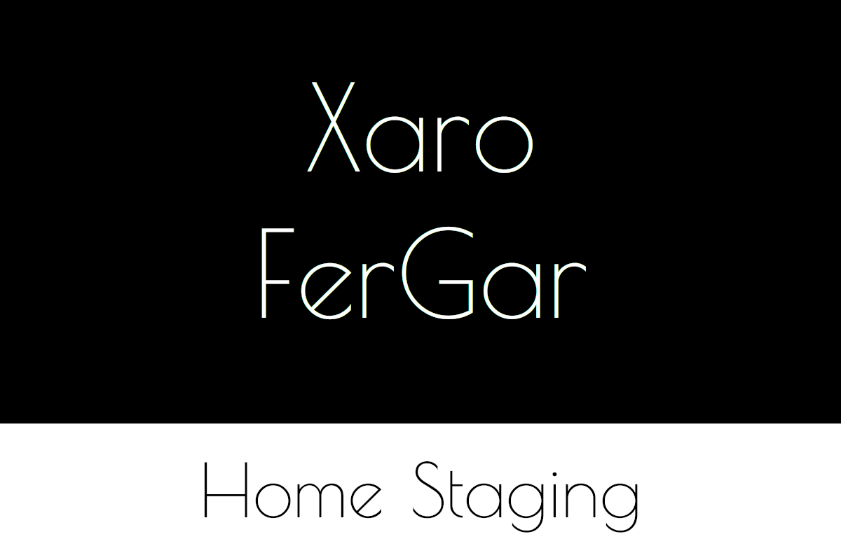 Xaro home staging