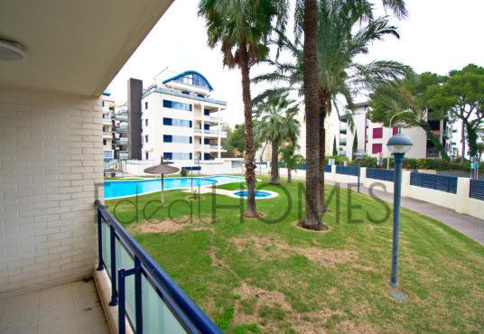 Appartement à Dénia_jardin