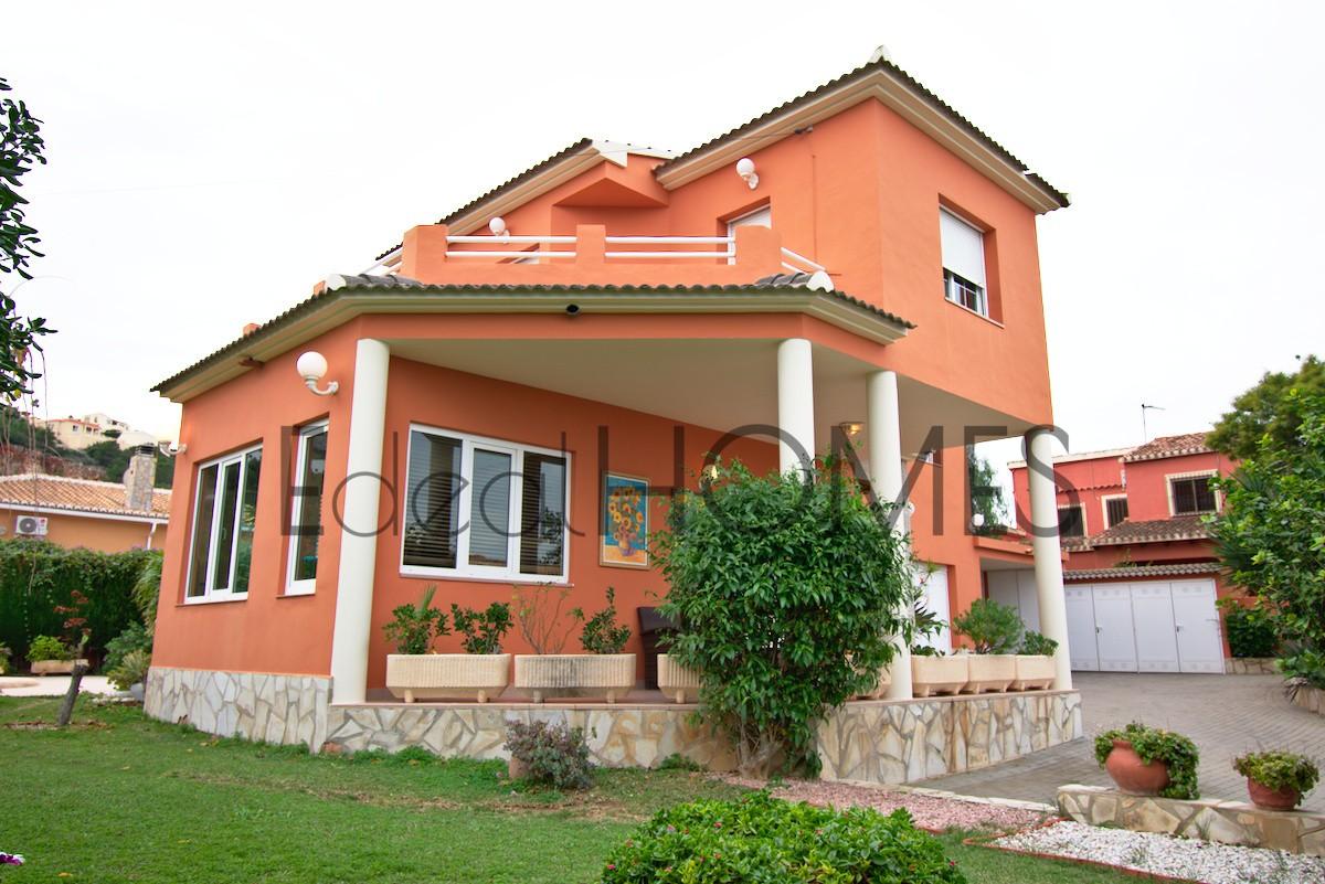 Casa a la vena en denia pedrera_fachada