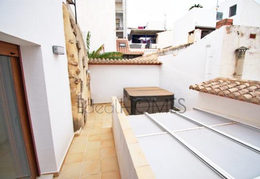 Edificio a la venta en javea-terraza