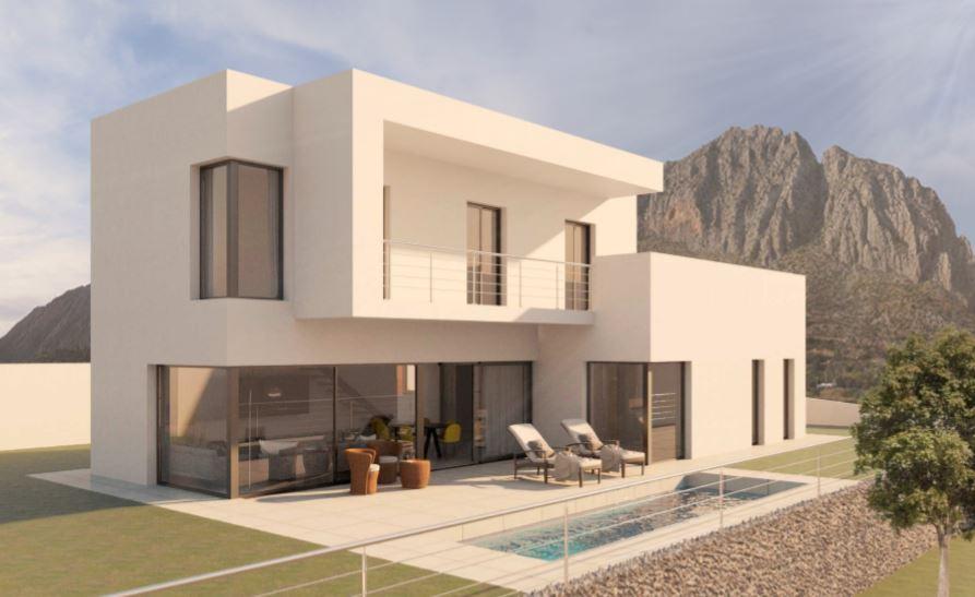 Villa en Beniarbeig Fachada