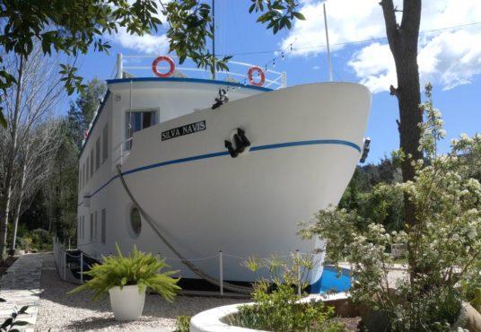 Casa barco EH25 4