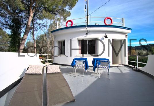 Casa con forma de barco cerca de Gandia EH25 14