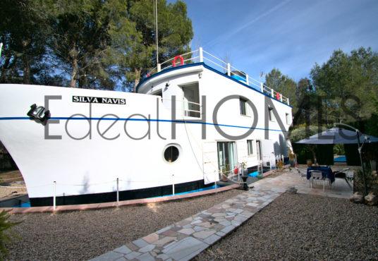 Casa con forma de barco cerca de Gandia EH25 17