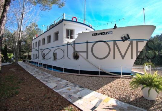 Casa con forma de barco cerca de Gandia EH25 21