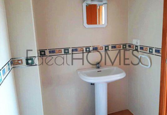Apartamento a la venta en Pedreguer baño