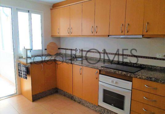 Apartamento a la venta en Pedreguer cocina