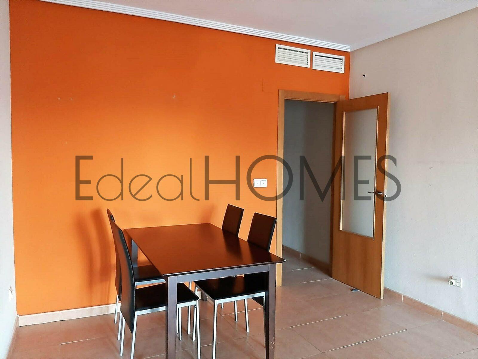 Apartamento a la venta en Pedreguer comedor