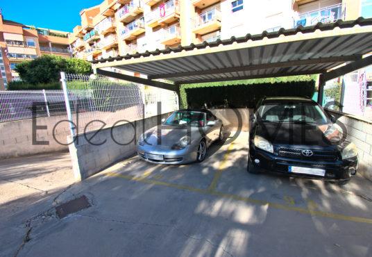 Apartamento en Dénia con vistas a la montaña plaza de parking
