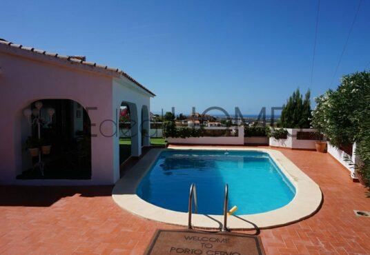 Villa en alquiler anual Denia Mongto